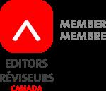 Editors Canada Member logo